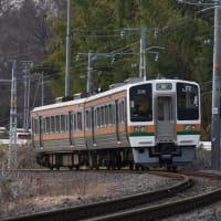 3月22日撮影 飯田線を撮影・・その1