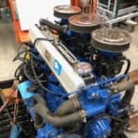 懐かしいエンジン