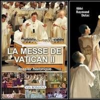 新しいミサは新しい信仰、新しいイデオロギーを表明している。カトリックの宗教とは別の概念を、ある別の宗教を前提としている。新しいミサを捧げるのは、民主主義的な会衆だ。司祭は民の単なる代表となりさがった。