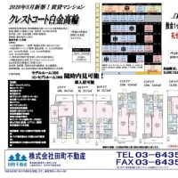#新築 クレストコート白金高輪内見可(1K,1DK,1LDK)