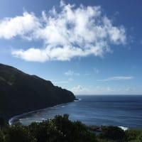 藍ケ江の海。✨☀️7月24日(土)
