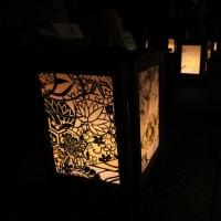 善光寺で灯明まつり vol.3