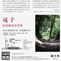 長島敏春写真展「逗子」について 名越切り通しの写真について