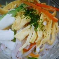 おばさんの料理教室No.3673 春雨サラダ(4人分)