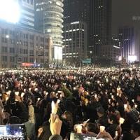 韓国ローソク運動の流れを日本で作ろうと思います。