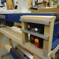 木工旋盤スイッチカバー の製作