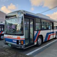 じょうてつバス2019年度車両情報