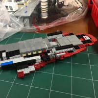LEGO互換品の大作(その2)