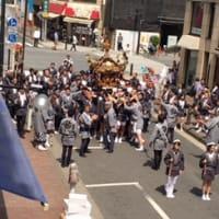 日本橋横山町と馬喰町のお祭り