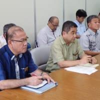 沖縄県公室長、土建部長、環境部長との交渉 --- 県は辺野古新基地建設を止めるための個々の具体的な権限を行使すべき!
