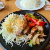 ガストランチ 彩り野菜の酢豚ランチ