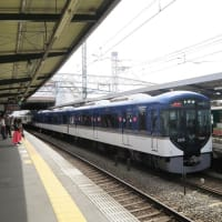 京阪電車は丹波橋から淀 久しぶりの京都競馬場 (2019年4月)