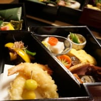 哲学の道にある「叶 匠壽庵 京都茶室棟」、この秋は、11月30日まで営業。秋の味覚満載のお弁当