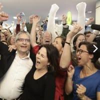 欧州  揺らぐドイツ連立政権 躍進した「緑の党」 極右への対抗軸へ 今後もEUを牽引する独仏