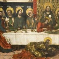 聖木曜日の聖務日課の「讃課」をラテン語と日本語の対訳でご紹介