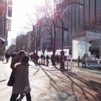 札幌雪祭り(一枚の写真)
