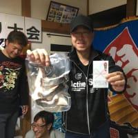 臼井丸ヒラメ釣り大会