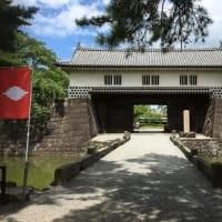 新発田城へ