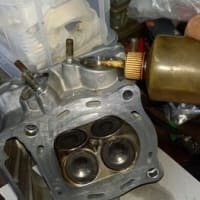 グーのコブシエンジン、、、完成です。。。  CT125ハンターカブ、12月入庫予定車に空きがあります。。。