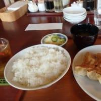 ジャンボ餃子定食