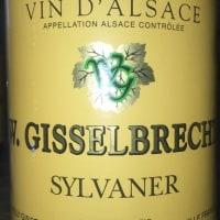 Alsace Sylvaner Willy Gisselbrecht 2012