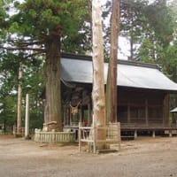 01140 小野神社の御柱祭