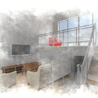 設計の事、デザインの事、暮らしの心地を変化させる窓の存在とデザイン設計出の選択の価値・・・方位や周辺ロケーションの違いで生活空間を彩る「窓」の存在も変化する計画性とデザインの意味。