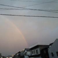 虹~~~!