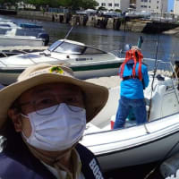 梅雨明け東京湾