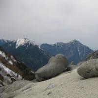 GWの鳳凰三山☆うきゃうきゃの3日間♪①(2009.5.3~5.5)
