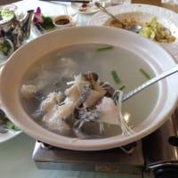 広大な敷地にある『活魚料理』が楽しめるレストラン