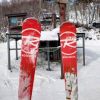 2020 スキー2回目 鹿島槍