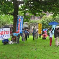 美謝川切り替え問題/渡具知武豊市長の政治姿勢ー市民のためより自分のため