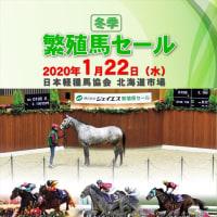【ジェイエス・冬季繁殖馬セール2020(1/22開催)】~上場馬募集開始!(12/4迄)