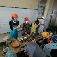 お茶で食農体験教室