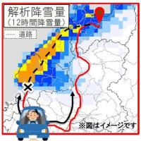 ★話題2題~雪と新聞休刊日~