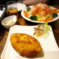初体験  ペルー料理
