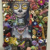 「幻想墨西哥展」開催中です。