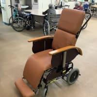 2021.2『新しい車椅子購入しました』。