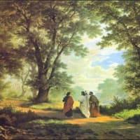 聖書100週間予習 そして 『エマオへの道』