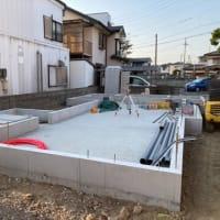 南沖洲の家、基礎自主検査