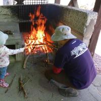 木登り・ブランコ・川遊び・焼き芋作りをしよう