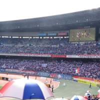 【J1】横浜vs磐田「フュージョン」@日産