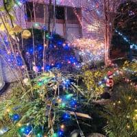 クリスマスイルミネーション♪