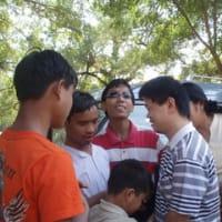 盲学校訪問