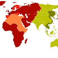 初の大学共通テストの地理Bの出題は今年後半の世界的変動の予告か?