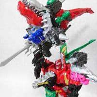 「騎士竜戦隊リュウソウジャー THE MOVIE タイムスリップ!恐竜パニック!」を見て