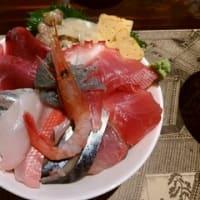 銚子へ行ったつもりの海鮮丼