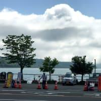 2019/6/8~9 山中湖交流プラザきらら(テニス合宿)