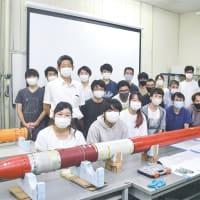ハイブリッドで日本記録=ロケット打ち上げ成功―神奈川大など